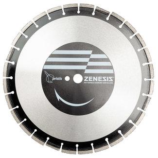 Pristis 400/25,4x8,0mm Pristis Zenesis FREES ZA45 Asfalt 22 segm+4SV