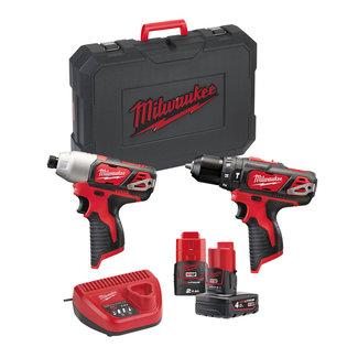 Milwaukee Milwaukee M12BPP2B-421C powerpack