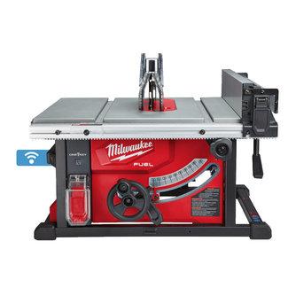 Milwaukee Milwaukee M18FTS210-0 FUEL tafelzaagmachine