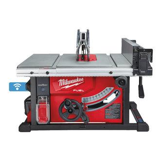 Milwaukee Milwaukee M18FTS210-121B FUEL tafelzaagmachine
