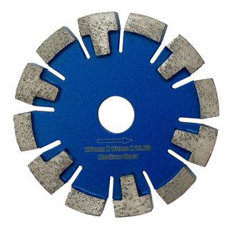 Pristis 120/22,2x16,0mm Pristis vloerverwarming Medium Vloer / Blauw