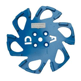 300mm Schuurschijf Cyclon Blue