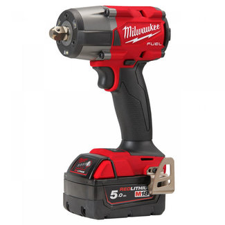 "Milwaukee Milwaukee M18FMTIW2P12-502X FUEL slagmoersleutel 1/2"" SD"