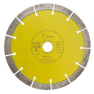 Pristis 180/22,2mm Pristis Genius kalkzandst./bet. gevelklinker geel