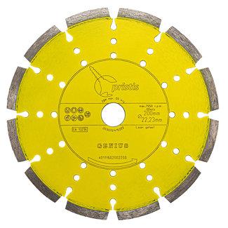 Pristis 200/22,2mm Pristis Genius kalkzandst./bet. gevelklinker geel