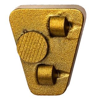 Pristis | Scanmaskin Schuurwings 2xPKD - 1xDop Scanmaskin spie Super Goud