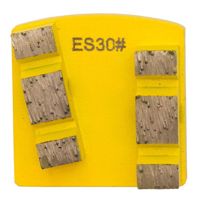 Pristis | Scanmaskin Schuurwings Extra Soft #30/40 Scanmaskin Geel WS Spie