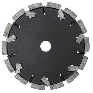Pristis 180/22,2x8,0mm Pristis cementvoegenfrees zwart Dia