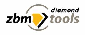 ZBM  Nederland | Producent diamantzaagbladen en boren | Zagen, Boren en Machines