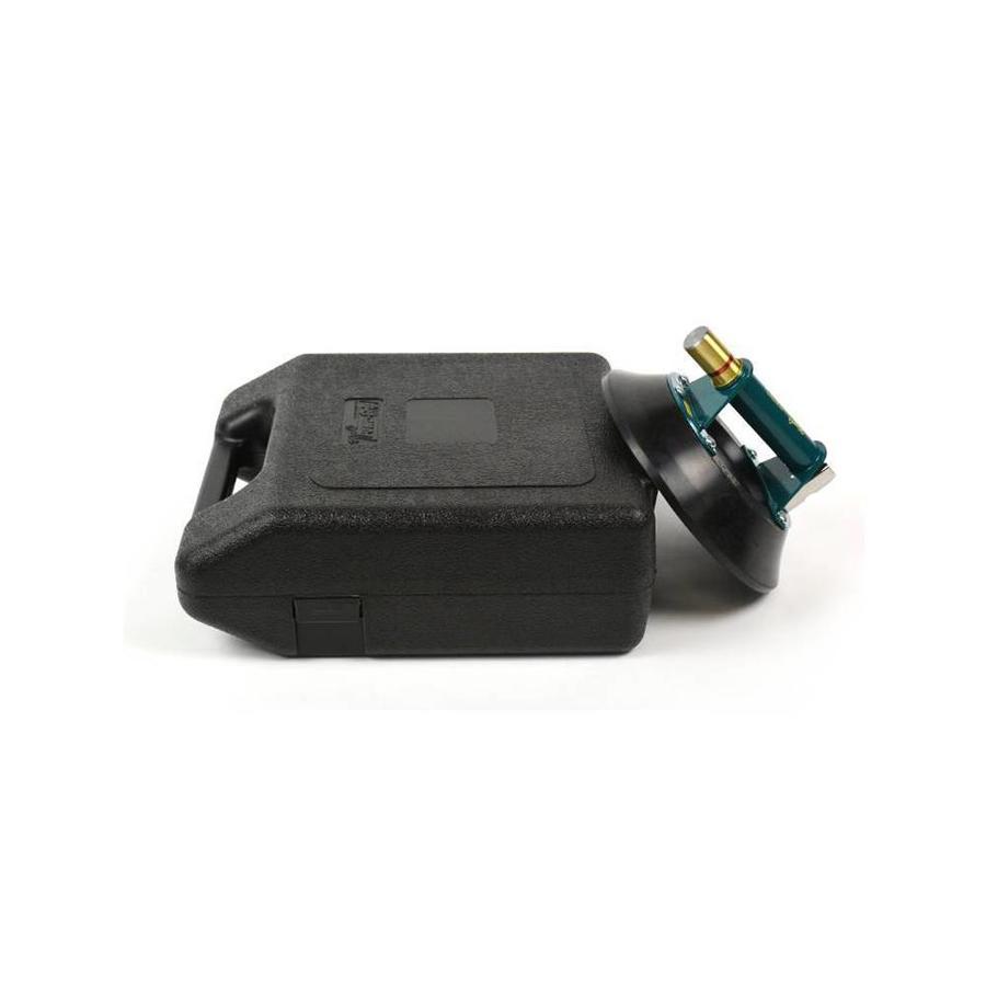 pompzuiger N6450 met metalen handgreep, incl. koffer