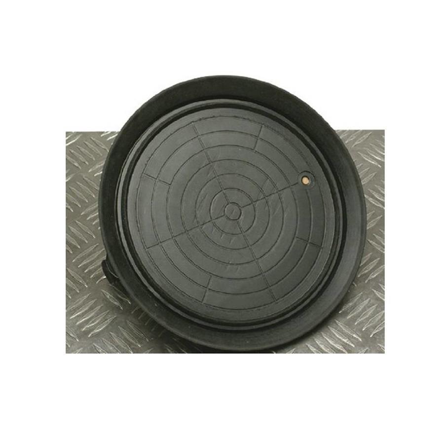 Ventouse à pompe en aluminium, dans une mallette (BO 601.2)