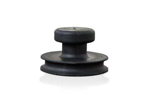 Bohle Veribor® glasdrager met knopgreep (BO 609.0), 15 kg