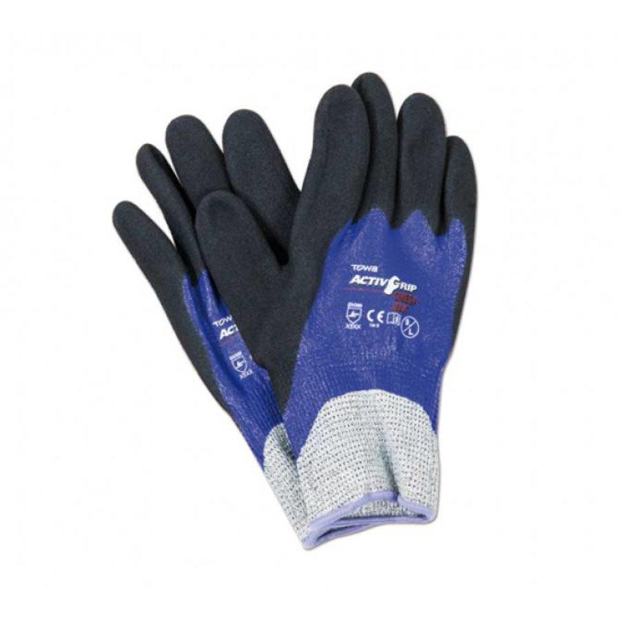 Gants de travail ActivGrip Omega Max BO 5017568 11/XXL Kevlar/nitril R5