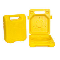 Mallette de transport (jaune) pour ventouse Ventouse à pompe 29330