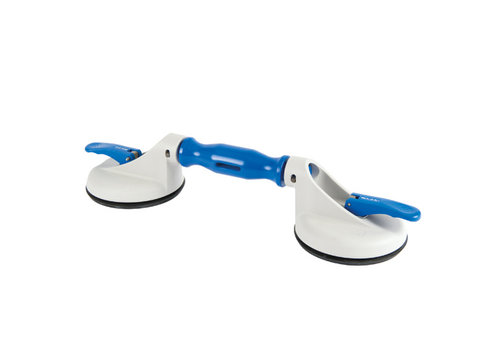 Bohle Veribor® ventouse à 2 têtes BO 602.2G, 35 kg.  successeur 602.2A