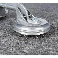 Veribor® Griffe pour faux-planchers recouverts de moquette (BO 619.9)