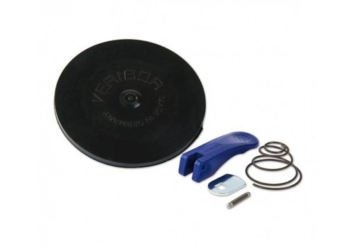 Bohle Veribor® Disque caoutchouc BO 614.0BL  120 mm