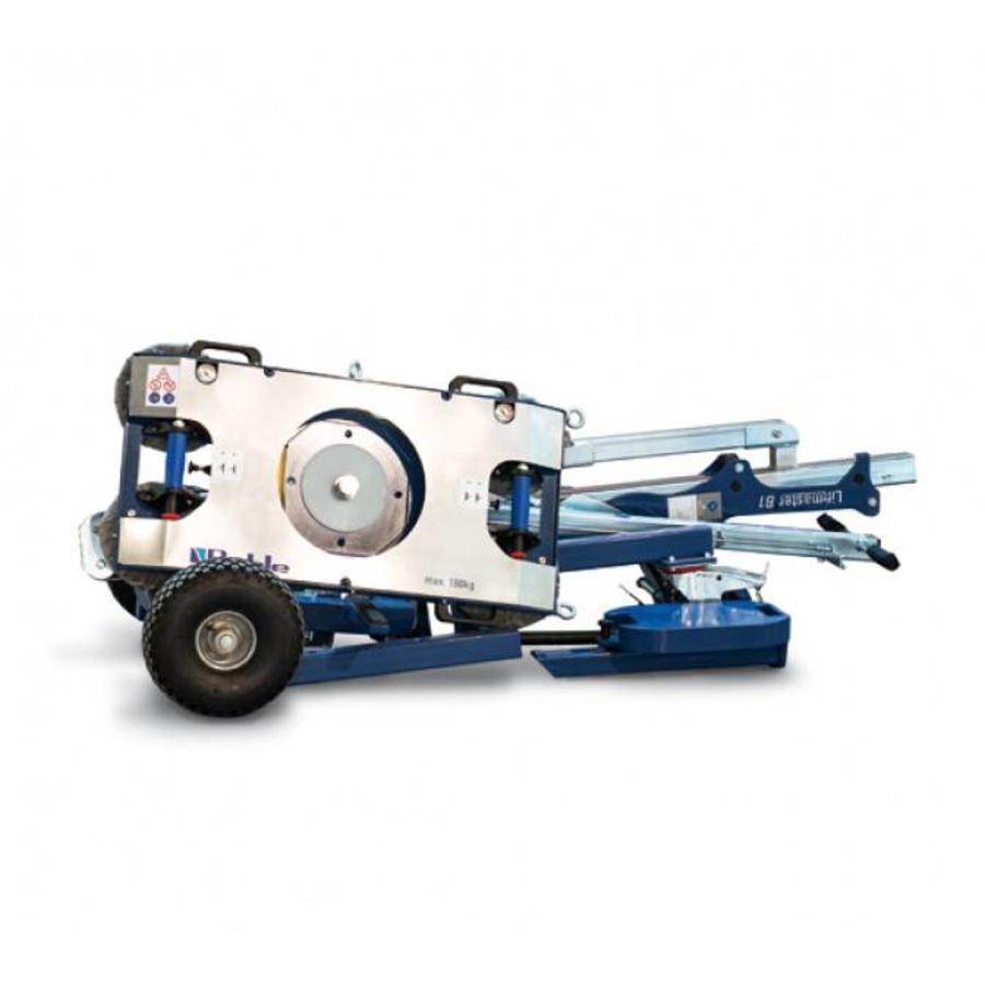 Liftmaster B1 est compact, stable à 360 ° de levage manuellement avec l'aide sieste double circuit d'aspiration 4-vide. Capacité de charge jusqu'à 180 kg  Liftmaster B1  Appelez nous!