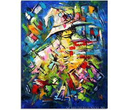 Schilderij 487