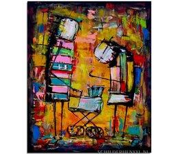 Schilderij 492