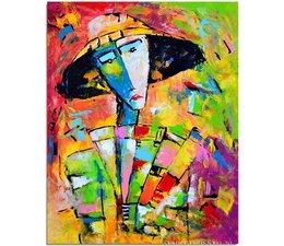 Schilderij 556