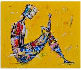 Schilderij 590