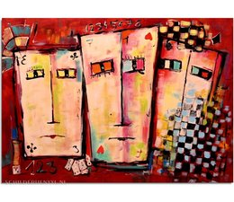 Schilderij 601