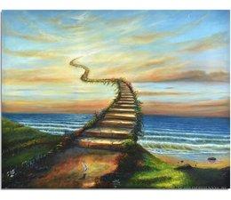 Op weg naar de hemel