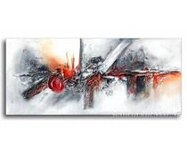 moderne schilderijen op canvas
