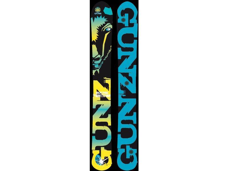 Snowgunz Snowgunz Monoski Alpine Rakete
