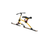 Skibike Skibob Brenter C6 low model