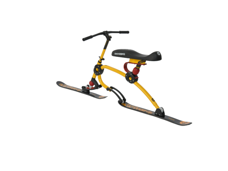Skibike Skibob Brenter C6 laag model
