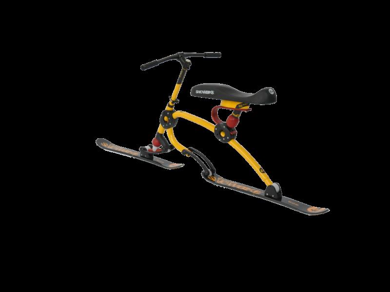 Skibike Skibob Brenter C6 niedriges Modell