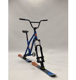 TNGNT The TNGNT Skibike Snowbike with Spinner Cargo MTB Downhill damper