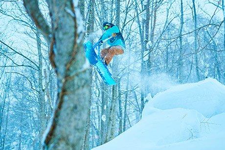 Hoe moet je snowscooten?
