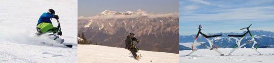 Skibike & Snowbike