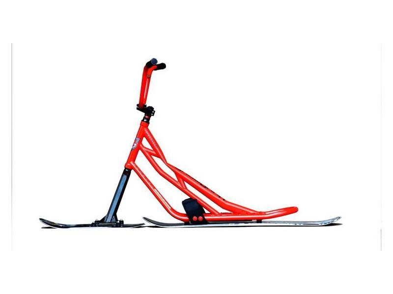 Snowbaar Beaster WORLD CUP snowscoot Schnee Baar