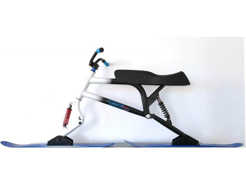 Sledgehammer Racer LIGHT - alternatief voor Brenter Snowbike Skibike