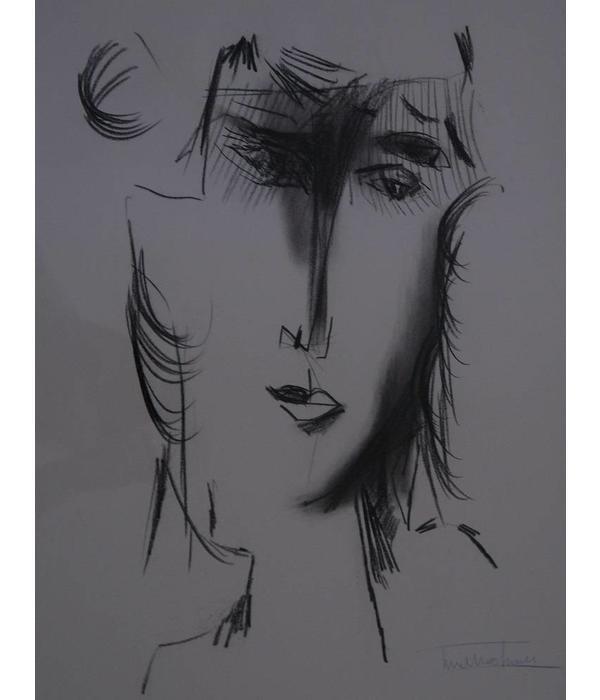 Theo v/d Nahmer, portret
