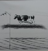 Nol Manten 'floating cow'
