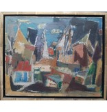 Fred Sieger, city scape