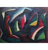Riemko Holtrop, abstract composition