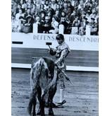 El Cordobes, famous Spanish bull fighter