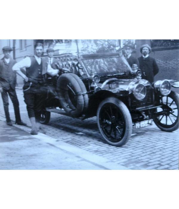 Vintage zwart/wit foto, ca.1925