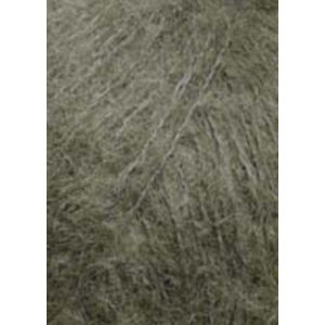 Lang Yarns Alpaca Superlight donkergroen/grijs (99)