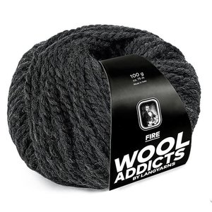 Lang Yarns Fire antraciet (70)