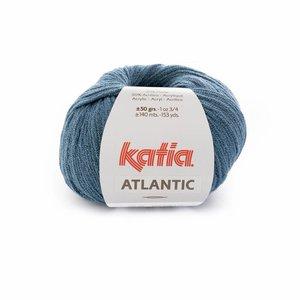 Katia Atlantic 206 Medium blauw-zwart