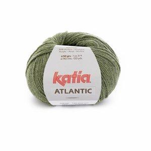 Katia Atlantic 203 Pistache-zwart