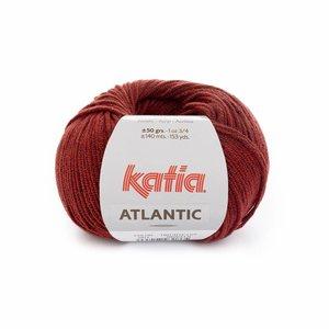 Katia Atlantic 201 Rood-zwart
