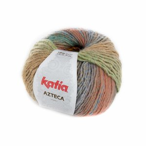 Katia Azteca pastel (7840)